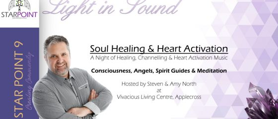 Soul Healing & Heart Activation Music with Steven North Amy North Applecross