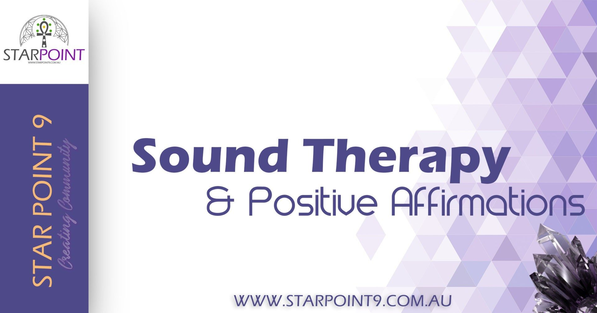 Sound Therapy & Positive Affirmations by Foundation to Wellness