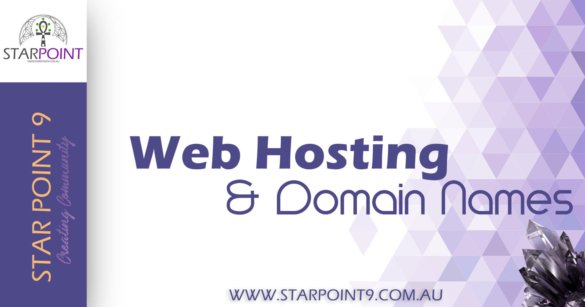 Web Hosting & Domain Names with Star Point 9